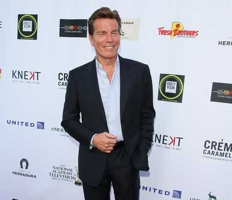 Peter Bergman Height
