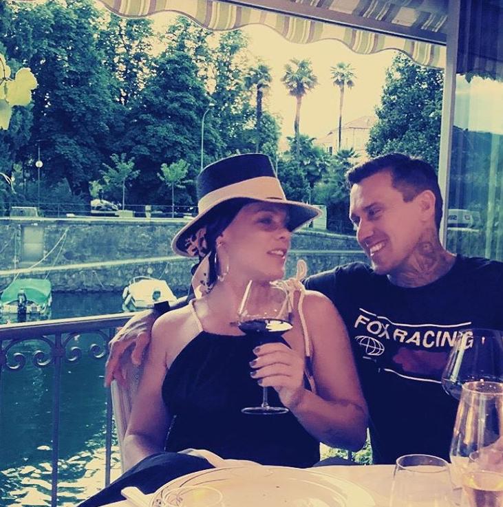 Pink's Husband Carey Hart
