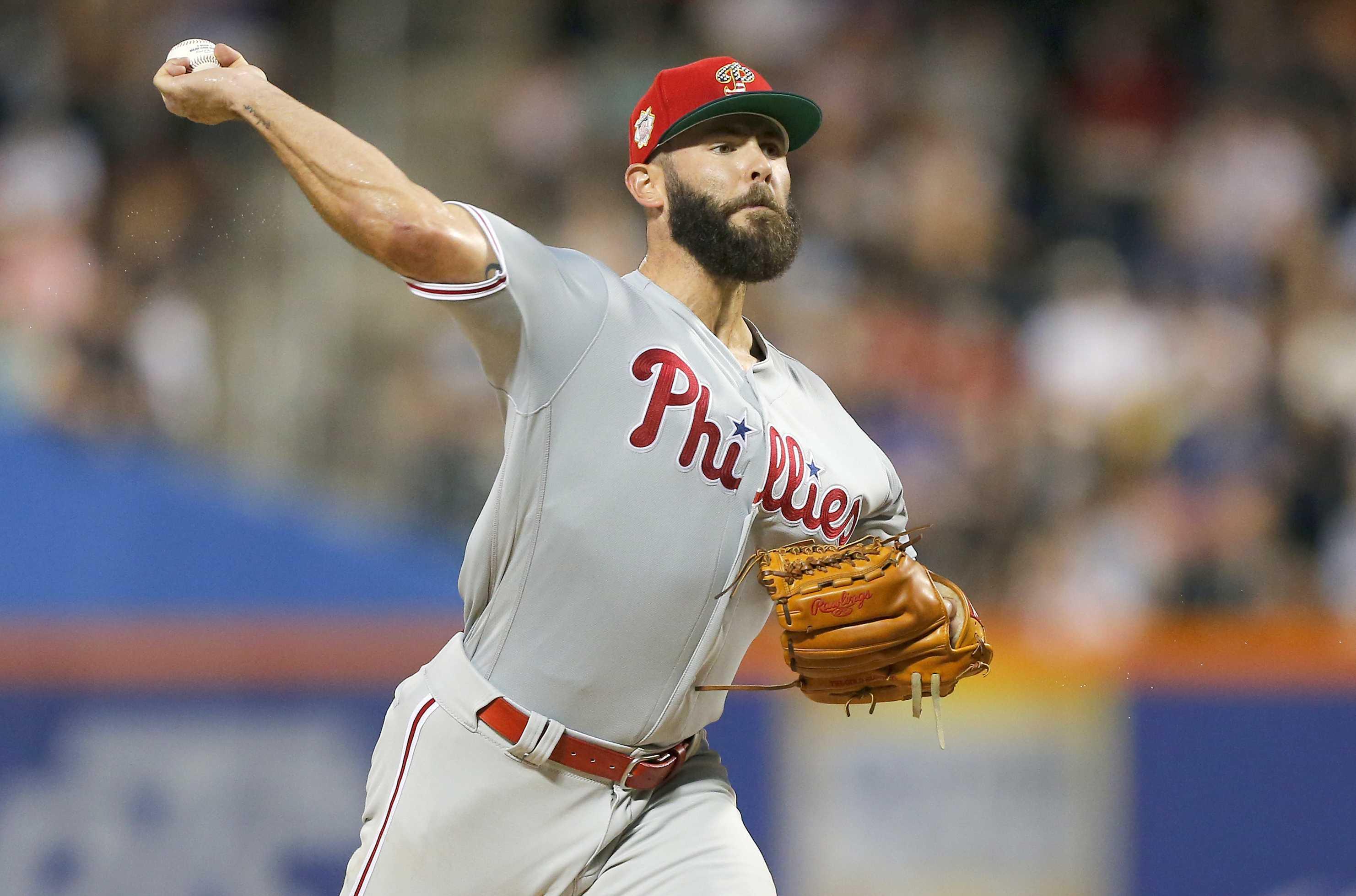 Jake Arrieta MLB