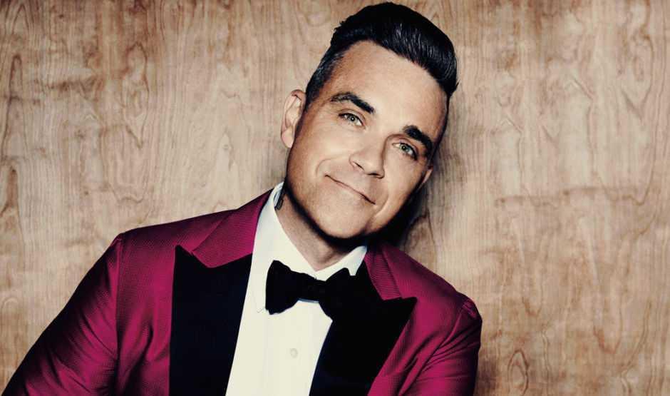 Robbie Williams Parents