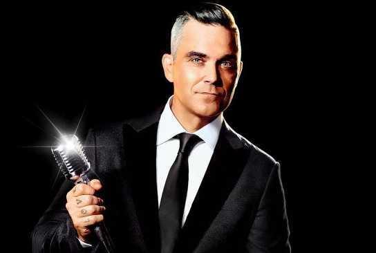 Robbie Williams Wife
