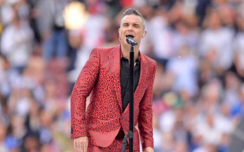 Robbie Williams Tours