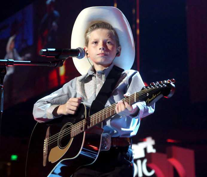 Mason Ramsey Nationality