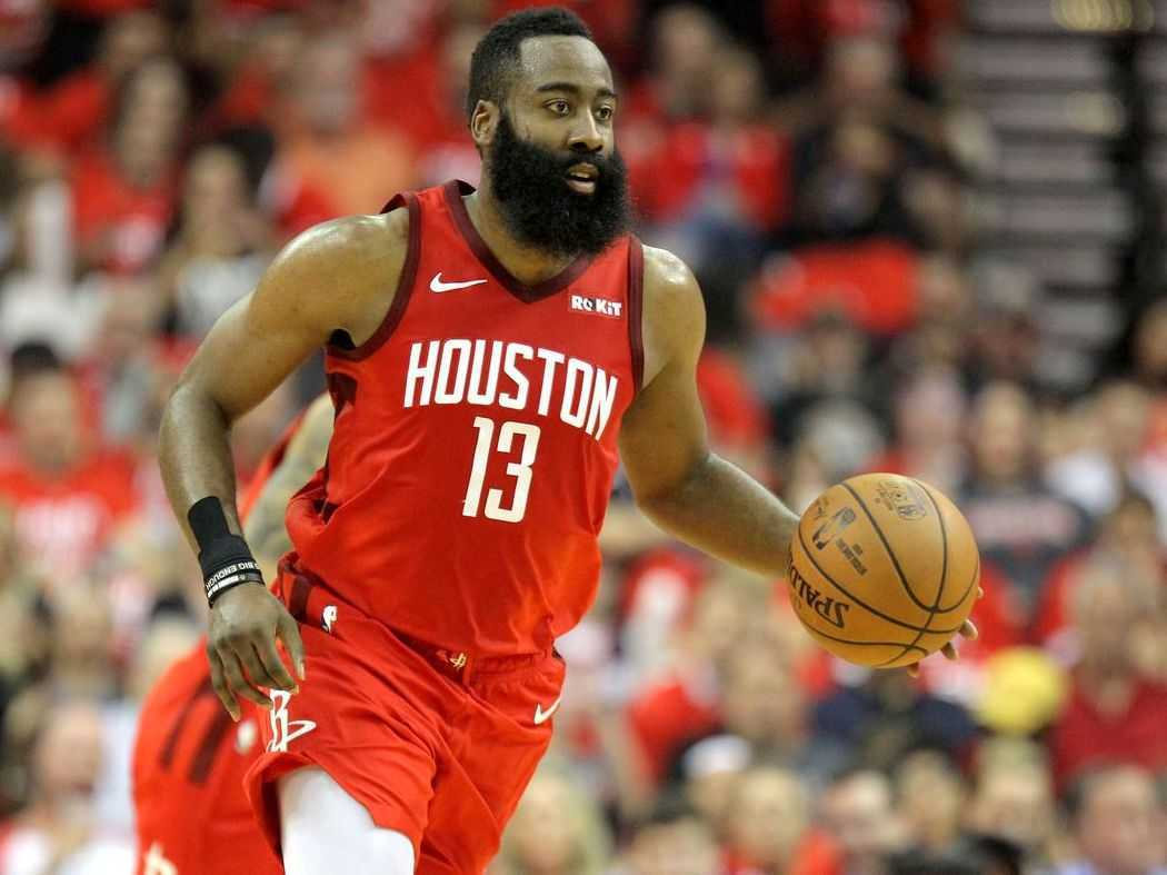 James Harden Current Team