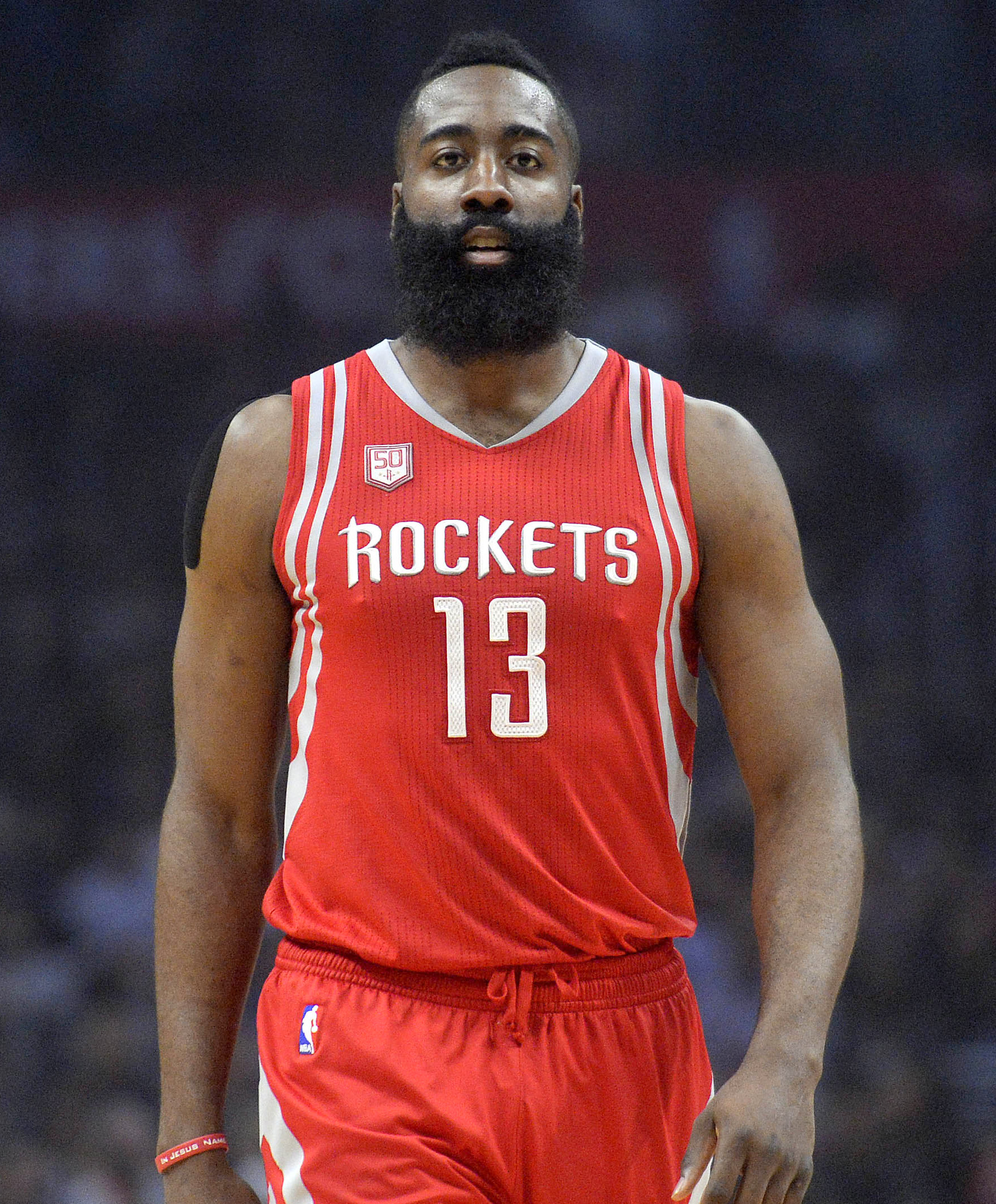 Who is james harden girlfriend