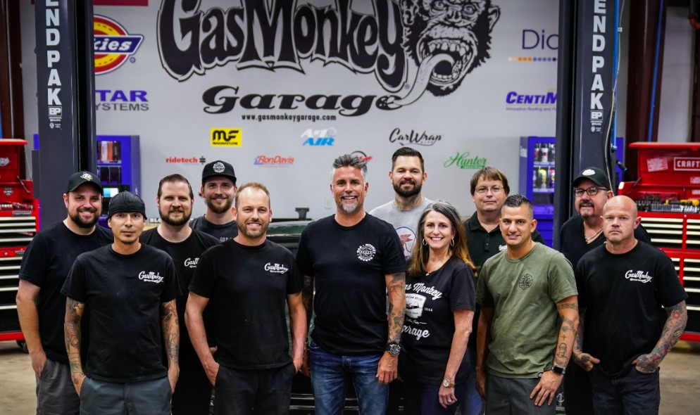 Richard Rawlings crew
