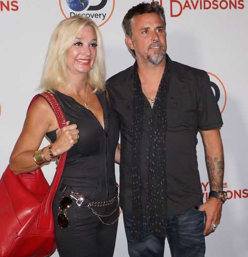Richard Rawlings Ex-Wife