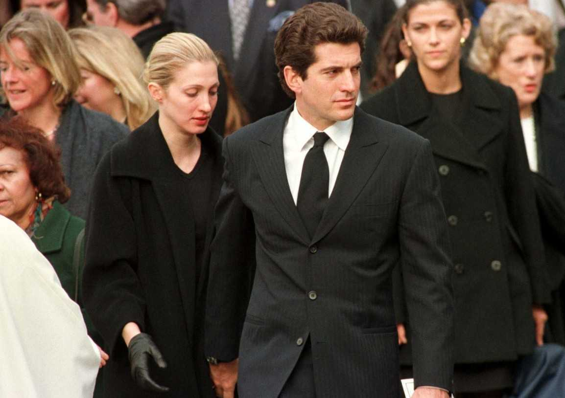 John F. Kennedy Jr. Married