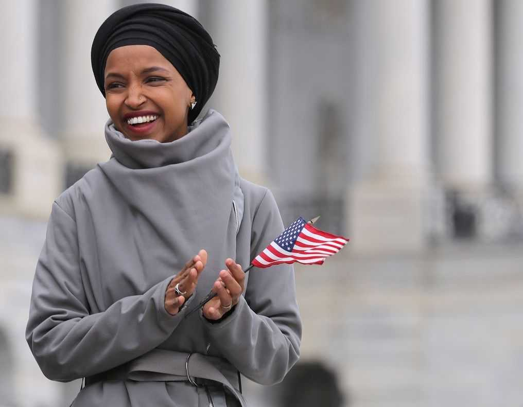 Ilhan Omar Career
