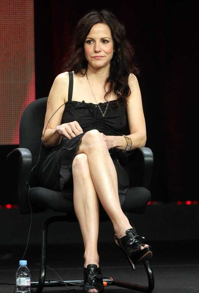 Mary Louise Parker Career