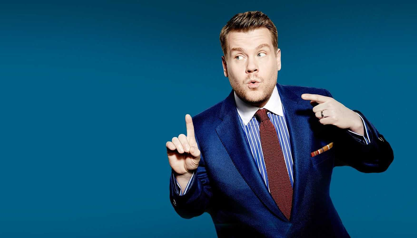 James Corden TV Shows