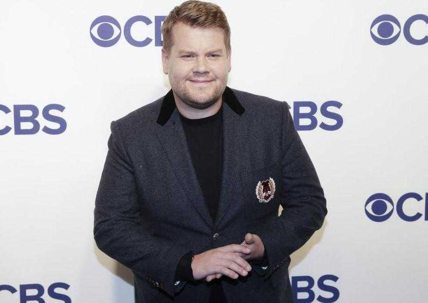 James corden Talk Show