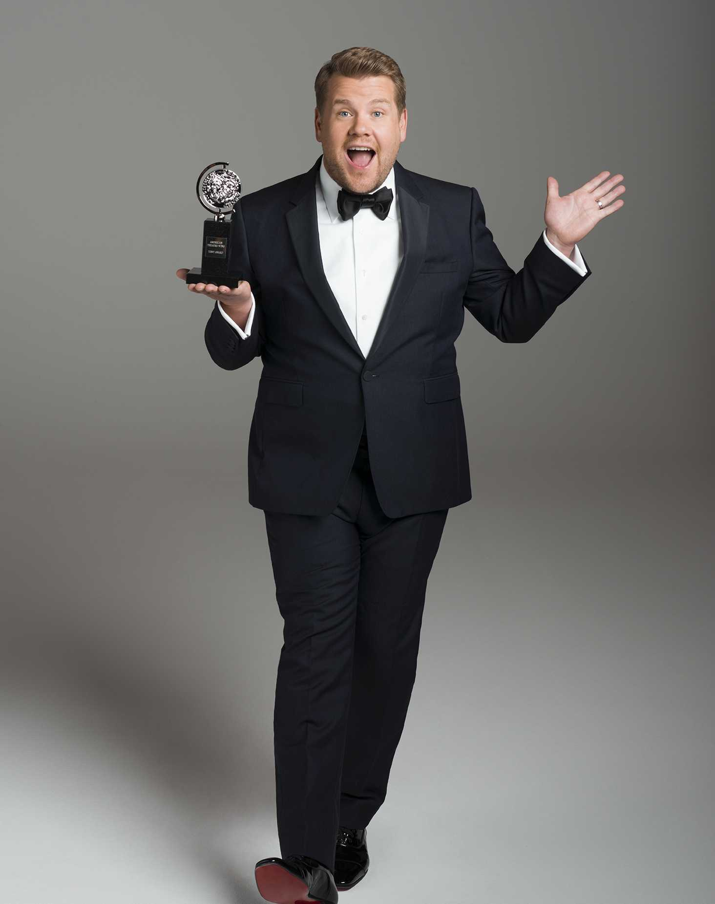 James Corden Honors