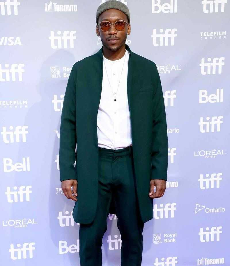 Mahershala Ali Height