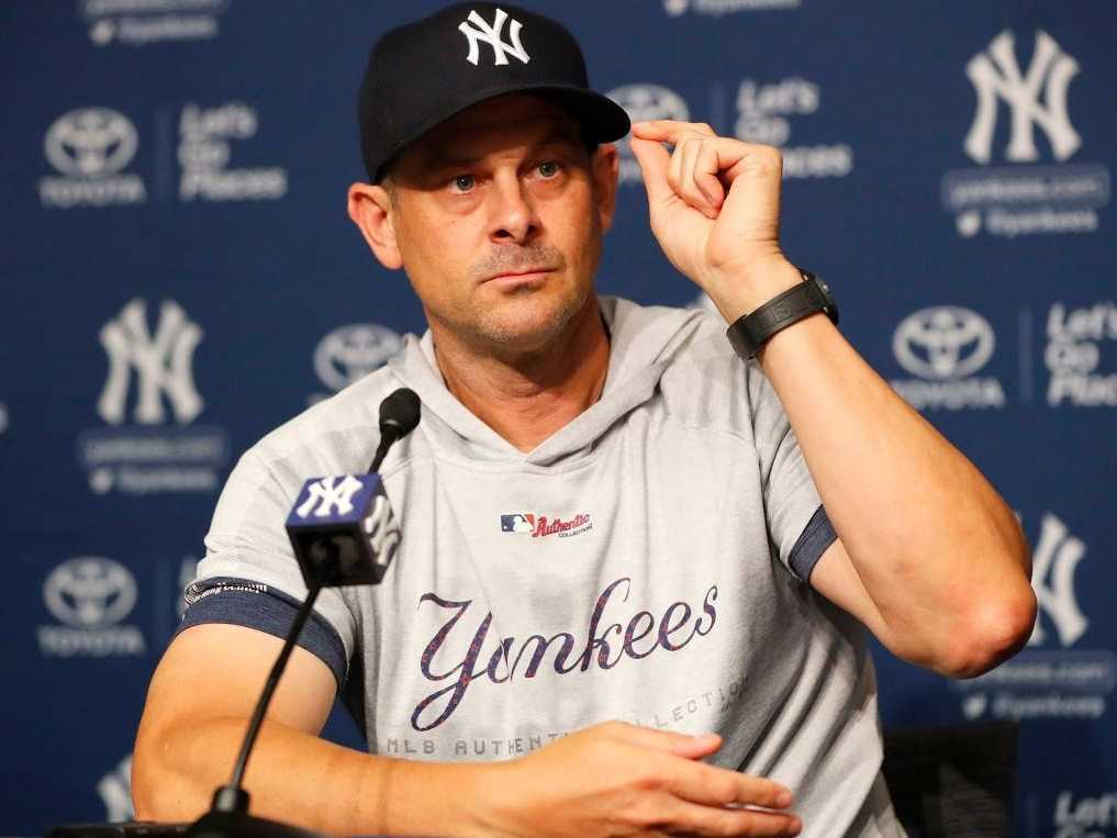 Aaron Boone Manager