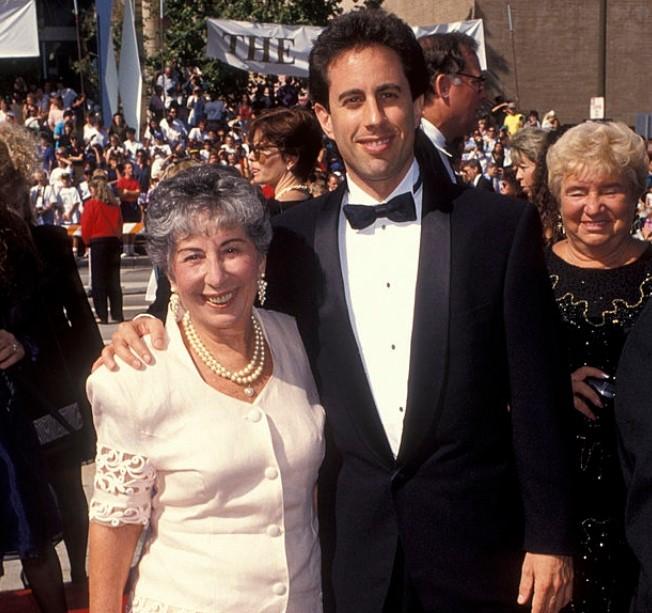 Jerry Seinfeld Parents
