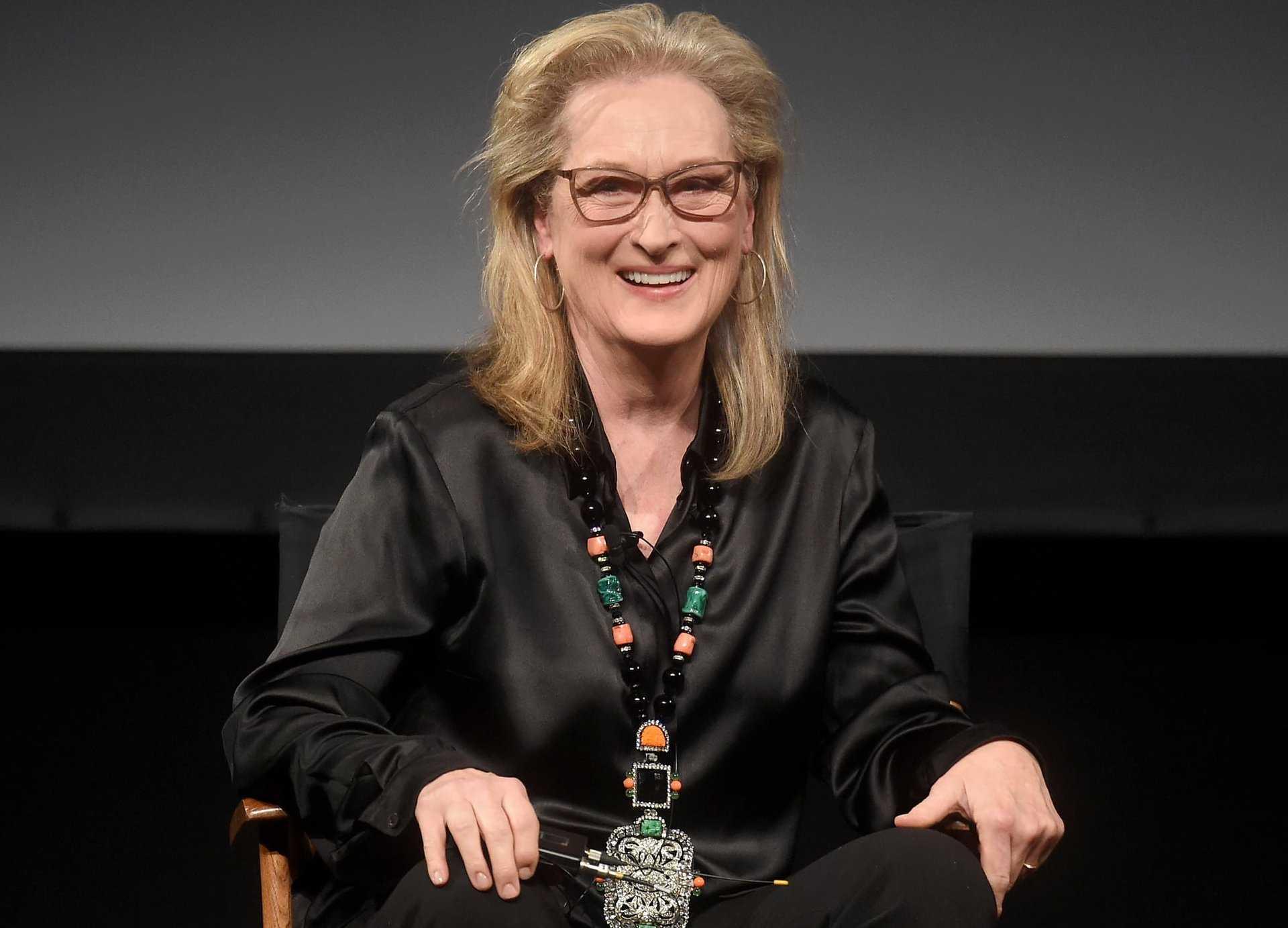 Meryl Streep News