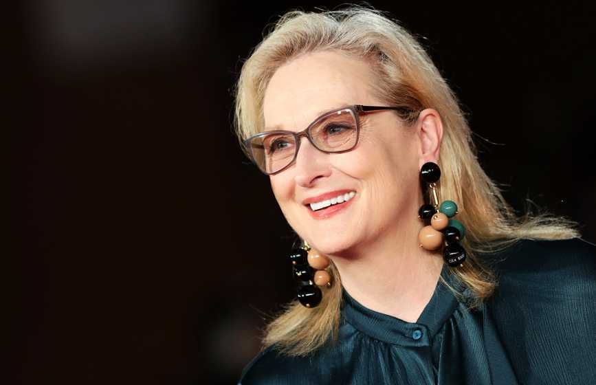 Meryl Streep TV Shows