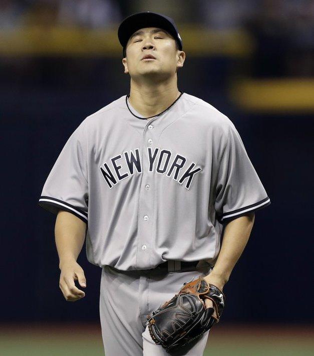 Masahiro Tanaka Stats