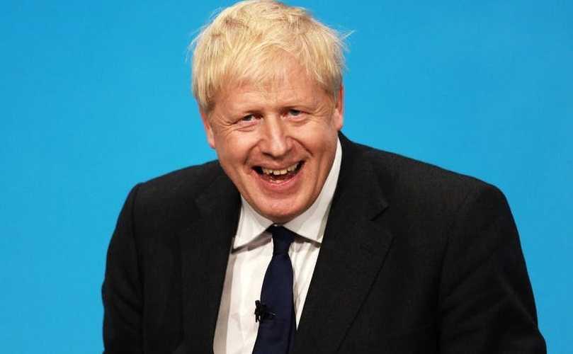 Boris Johnson Wife