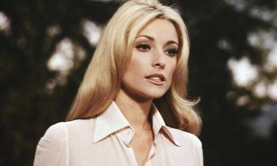 Sharon tate Death