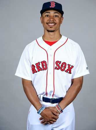 Mookie Betts Stats