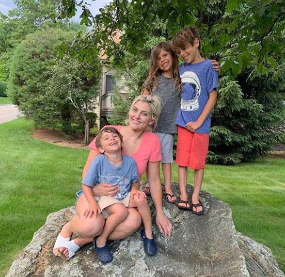 Gina Kirschenheiter Family
