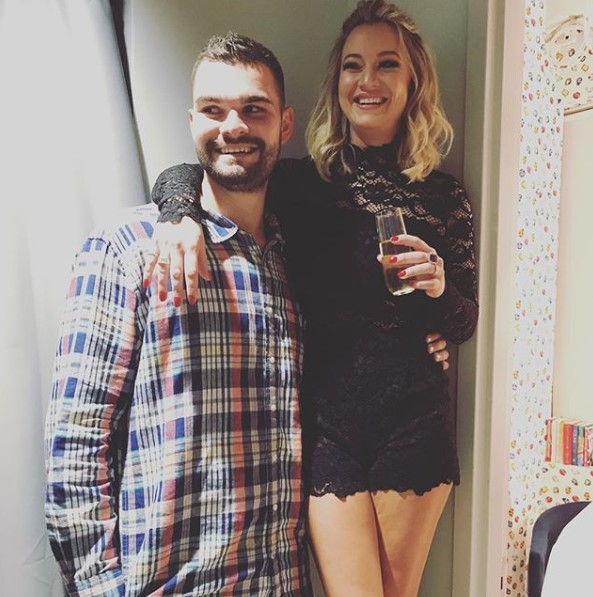 Hannah Ferrier dating