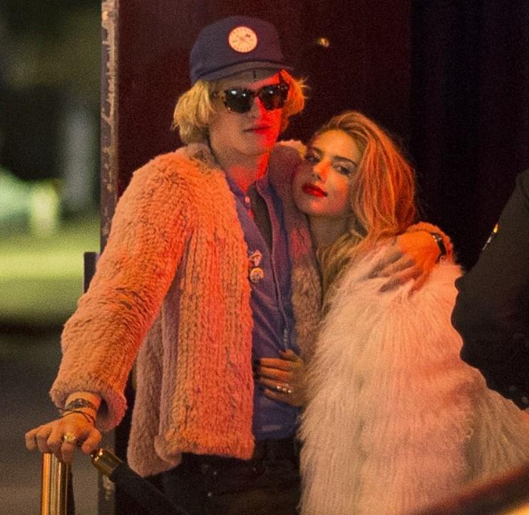 Sahara Ray Cody Simpson