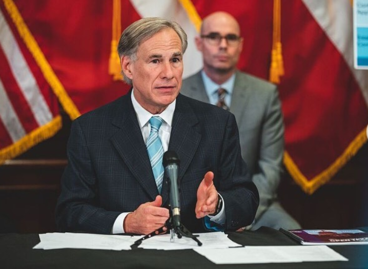 Greg Abbott, a famous American attorney and politician