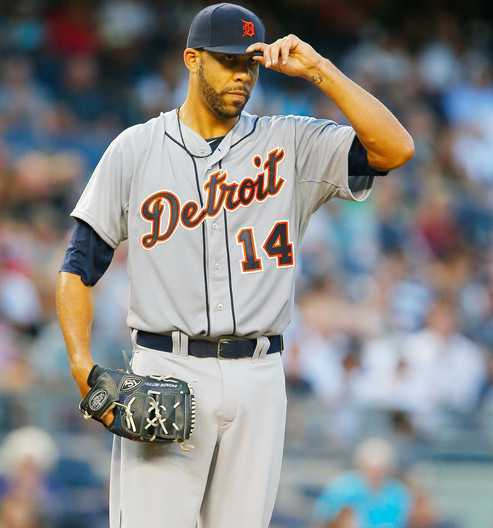 David Price Detroit Tigers