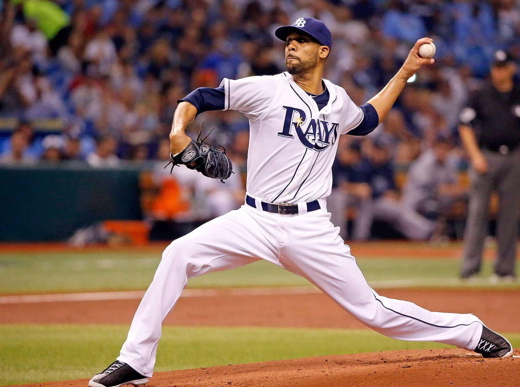 David Price Tampa Bay Rays
