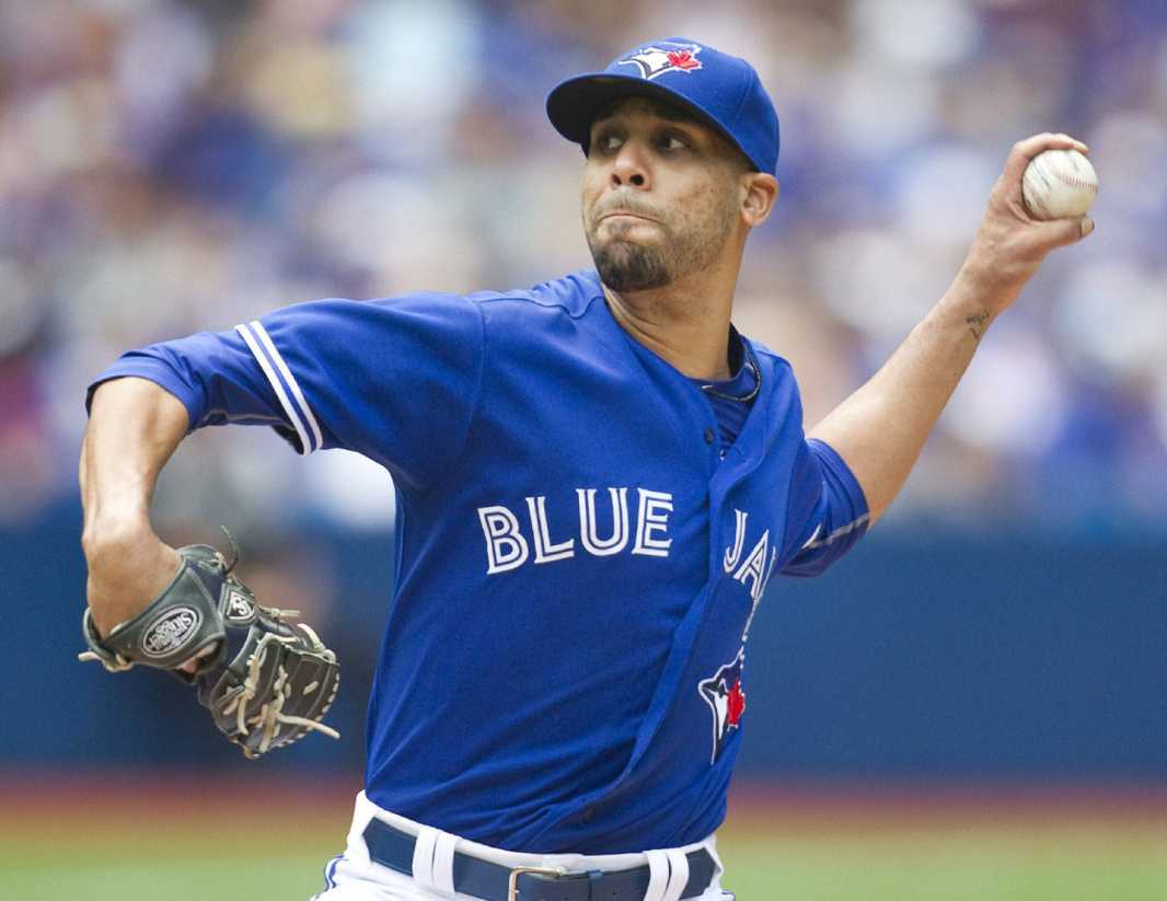 David Price Toronto Blue Jays