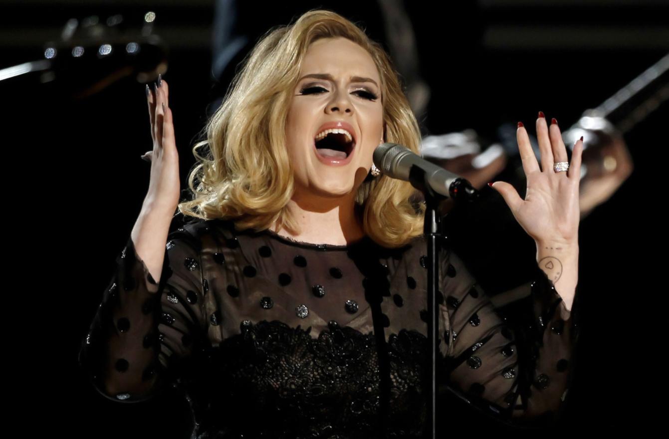 British Singer and Songwriter, Adele