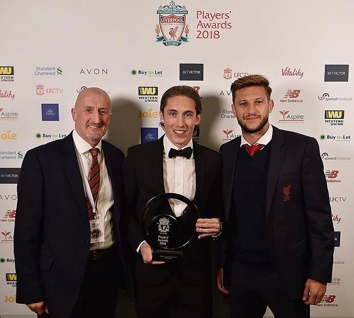 Harry Wilson awards