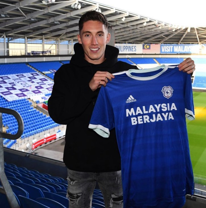 Harry Wilson Cardiff City