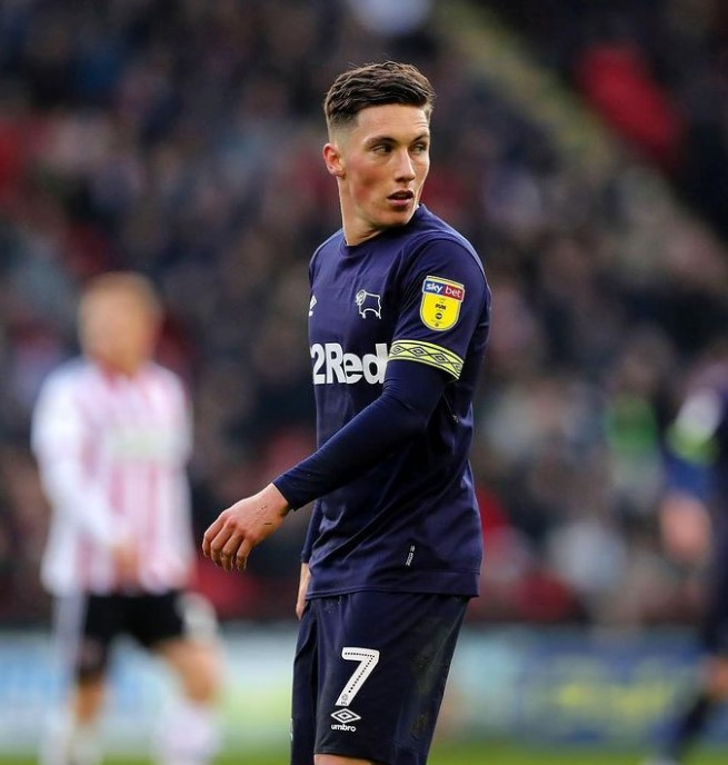 Harry Wilson Derby County
