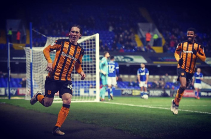 Harry Wilson Hull City