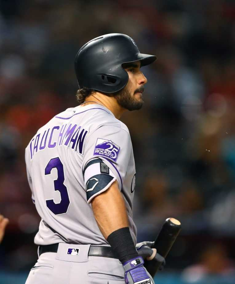 Mike Tauchman Stats