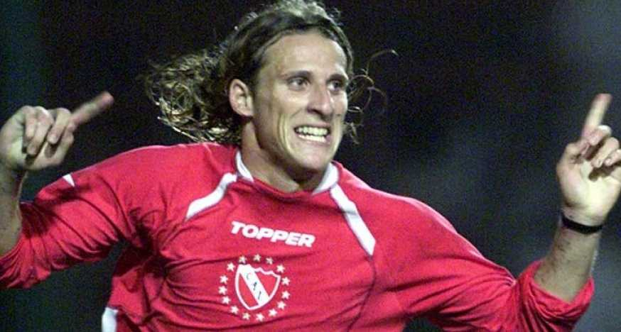 Diego Forlan Independiente