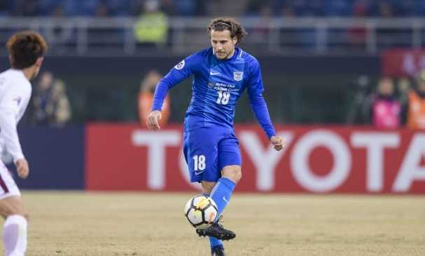 Diego Forlan Kitchee