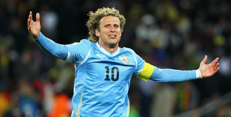 Diego Forlan Honor