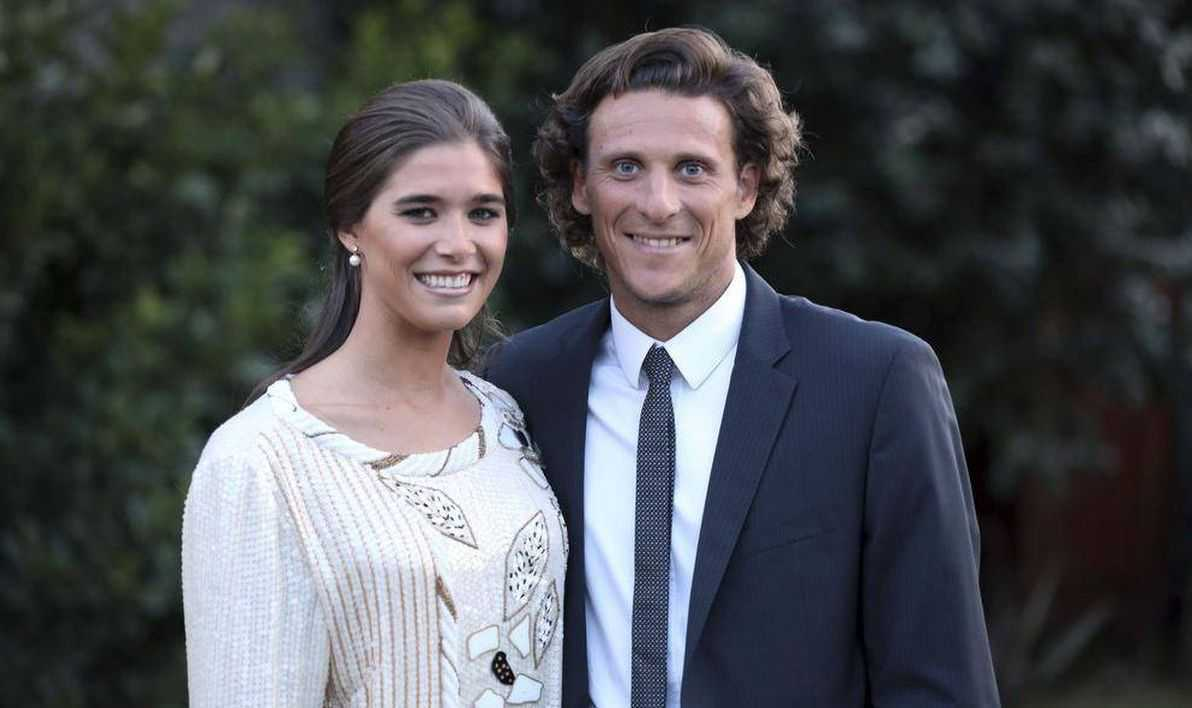Diego Forlan Wife