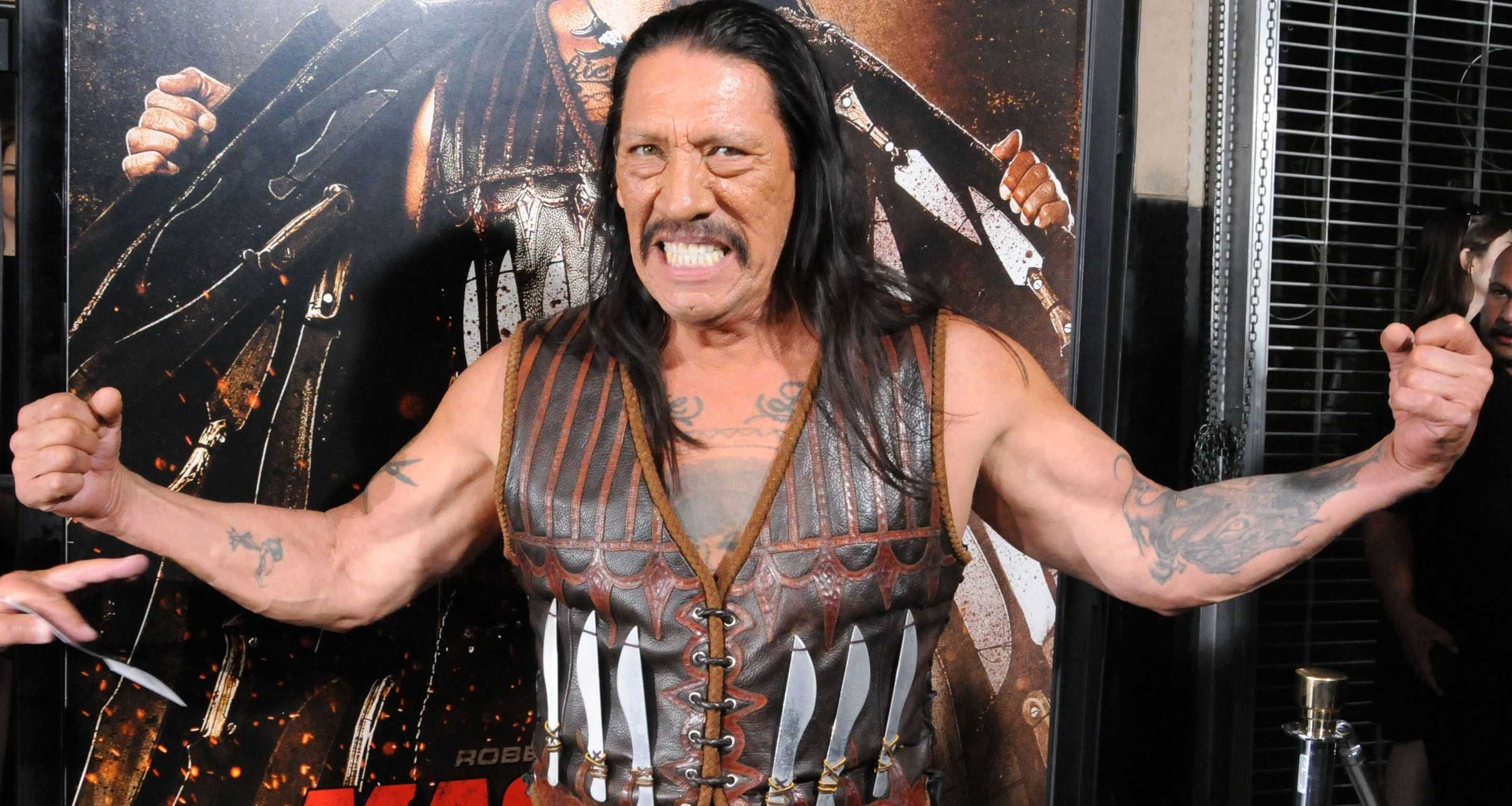 Danny Trejo Actor