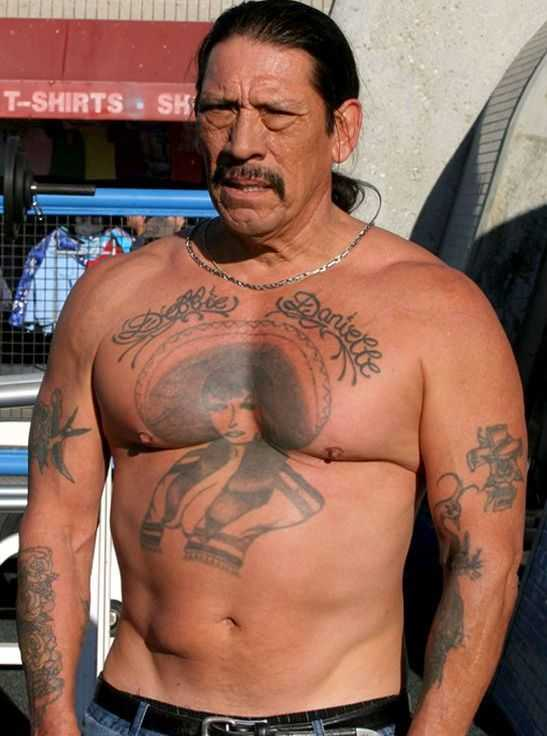 Danny Trejo Voice Actor