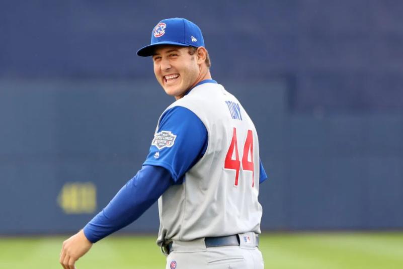 American baseball player, Anthony Rizzo