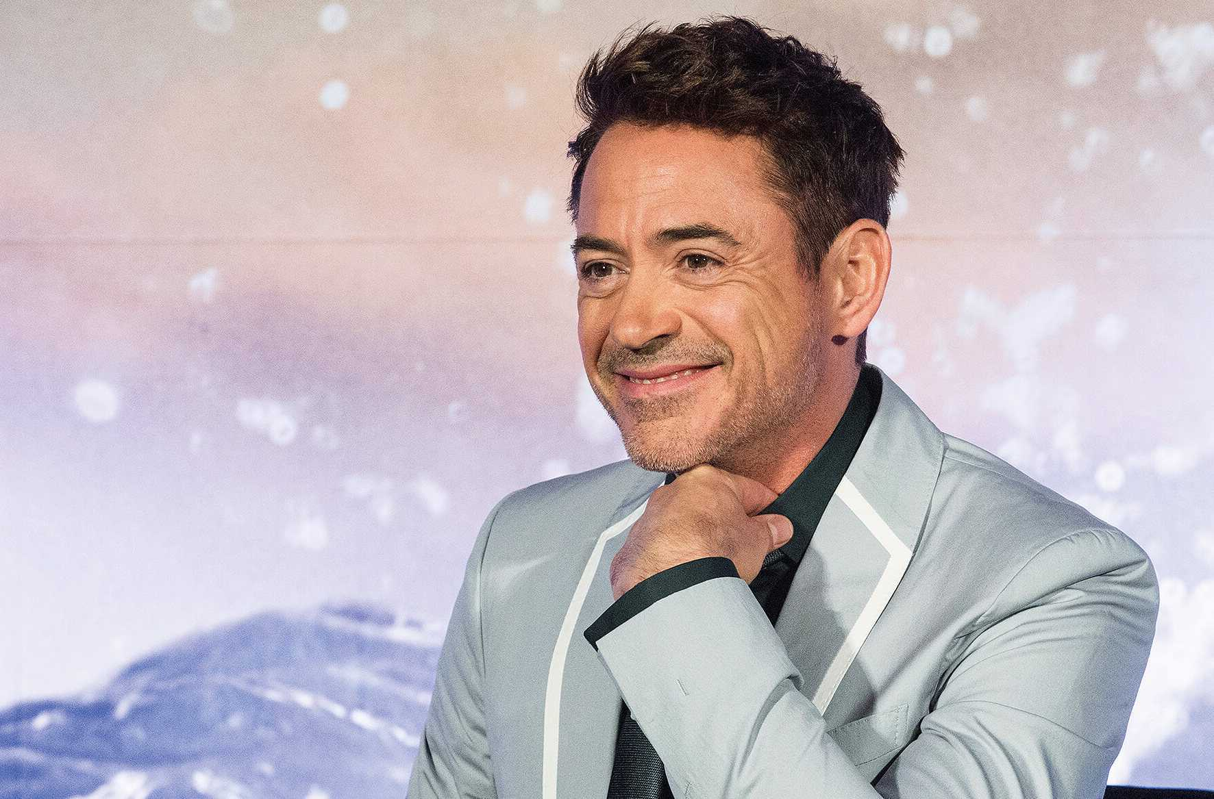 Robert Downey Jr. Career