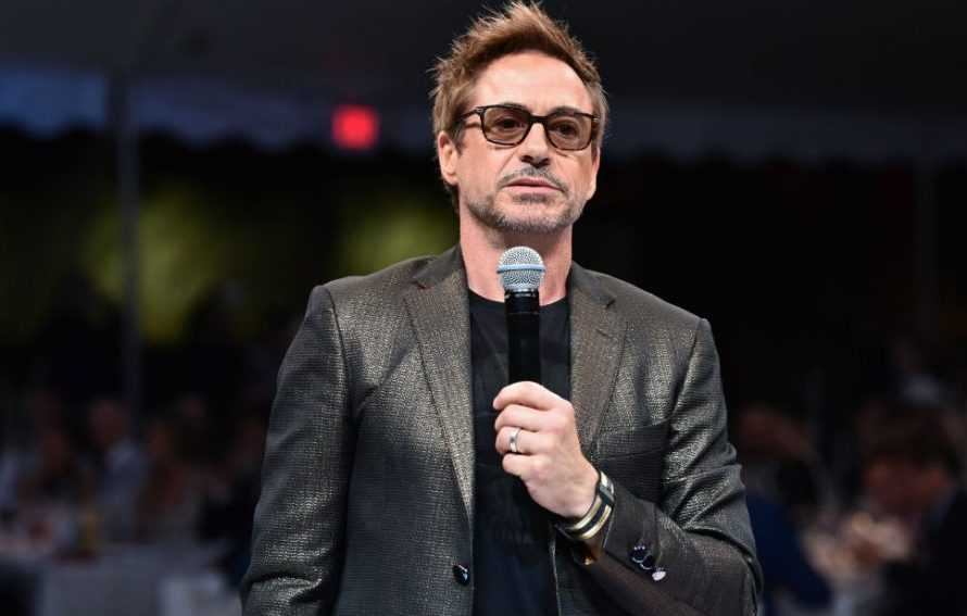 Robert Downey Jr. TV Shows