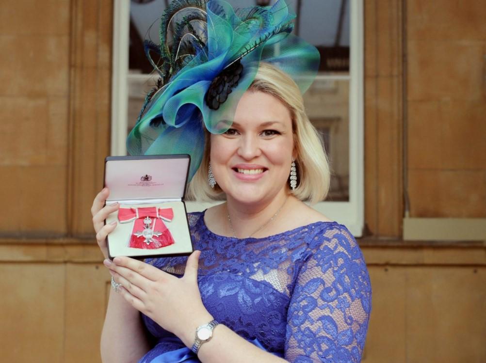 Sara Davies awards