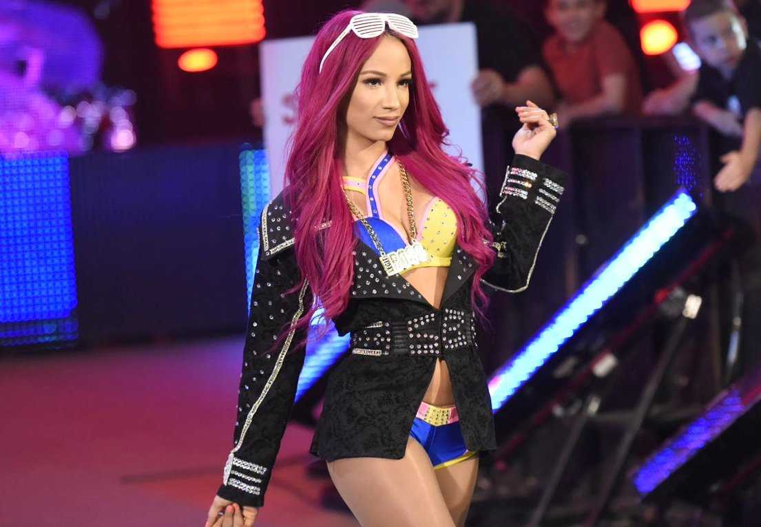 Sasha Banks Career